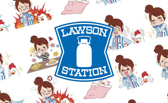 lawsons line social media journey vol2 japanbuzz
